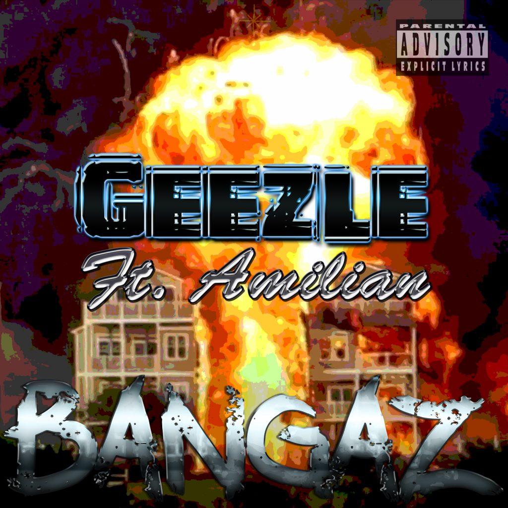 Bangaz To Be Released June 15, 2021, amilian, geezle, geezle mane, bangaz, distrokid,